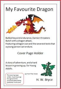 My Favourite Dragon Cover
