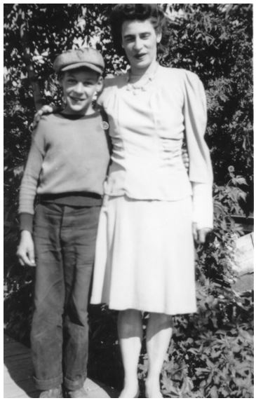 Herbie and Mom for Sunday, Sunday